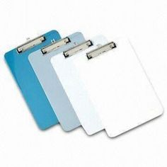 Customized Logos A4 Size Clip Boards