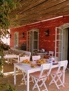 Heerlijk genieten in de Algarve, Erfgoed Logies