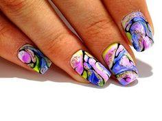 Красивый и простой дизайн ногтей. ТОП удивителные дизайны ногтей Волшебный - YouTube