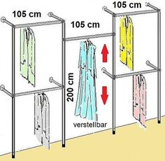 Master Walk in Closets & Organized Closet Space. Wardrobe Room, Walk In Wardrobe, Wardrobe Design, Closet Bedroom, Closet Space, Walk In Closet, Wardrobe Clothing, Pipe Closet, Art Clothing