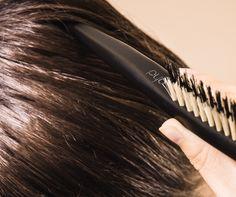 #ghdetvous - 3 coiffures simples à réaliser avec la brosse fine de finition http://www.ghdetvous.fr/conseils/3-coiffures-simples-brosse-fine-finition/