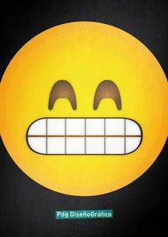 Emoji  Pdg Diseño Gráfico