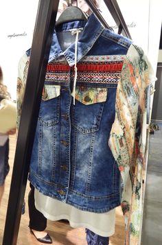 Jackets De Mejores Desigual Imágenes 20 Casaca Jacket Y Jean PaU6aq