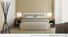 Explore the best Mesmerizing and Relaxing Zen Bedroom Design Ideas at The Architecture Design. Visit for more image and take idea Zen bedroom design ideas. Zen Master Bedroom, Zen Bedroom Decor, Zen Bedrooms, Bedroom Ideas, Bedroom Designs, Headboard Ideas, Warm Bedroom, Home Design, Interior Design