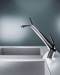 Smart Idea of Modern Faucet with Water Fountain marvelbuilding.com