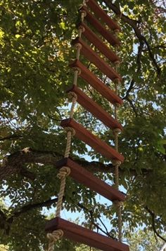 Rope Ladders | Treehouse Accessories