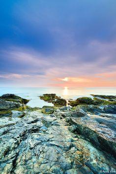 Sunrise Ogunquit Maine