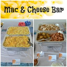 Create A Mac and Cheese Bar, How to make a Mac and Cheese Bar, Printables, Table Tents, Homemade Mac and Cheese Recipe, easy Mac and Cheese recipe, Party food for kids