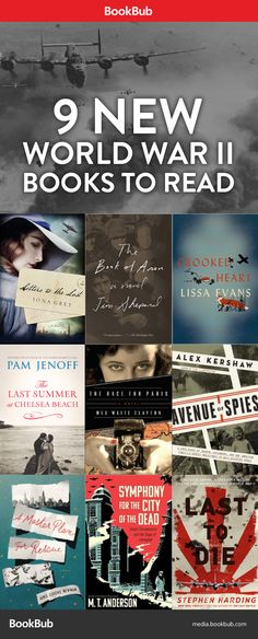 Great books to read if you loved The Nightingale and All the Light We Cannot See