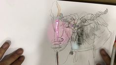 new amazing in my drawing   monster from trollhunters - YouTube