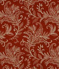 Robert Allen Chain Of Bows Garnet - $30.65 | onlinefabricstore.net