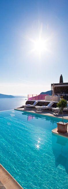 CSky Hotel....Santorini