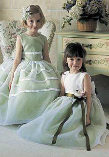 Vestidos para Damas-de-Honra