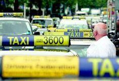 Ich steh in der Kälte und wart' auf ein Taxi … | Irland live