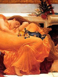 To sleep, perchance to dream..