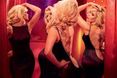 Paloma Faith … Alice Hawkins … Agent Provocateur campaign … Autumn/Winter 2015 … Karl Plewka… Eamonn Hughes…