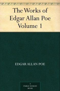 The Works of Edgar Allan Poe - Volume 1 by Edgar Allan Poe, http://www.amazon.com/dp/B0082YWACM/ref=cm_sw_r_pi_dp_6KN5qb1THRGD8