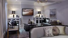 divine colour palette luxury boutique hotel styling - katharine pooley interiors