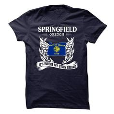 cool SPRINGFIELD- Its where my story begins!