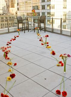 Romantic rooftop proposal The RIGHT Way to Have a Baseball Theme Marriage Proposal Cute Ways To Propose, Romantic Ways To Propose, Romantic Proposal, Perfect Proposal, Proposal Ideas, Wedding Blog, Wedding Favors, Wedding Planner, Wedding Ideas