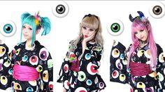 Kimono = Yukata? or of what Sneakers have to do with a #Kimono.  #Travel, #Kawaii, #Blog, #Japan via Niume