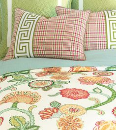 Portia Duvet Cover from Eastern Accents