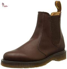 2976 Smoothplain Welt, Sneakers Hautes Mixte Adulte, Noir (Nero), 40 EUDr. Martens