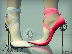 Madlen Veneto stiletto shoes by MJ95 - Sims 3 Downloads CC Caboodle