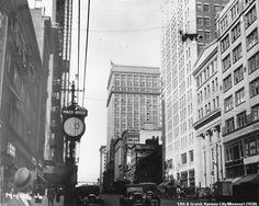 1938 • 12th & Grand, Kansas City, Missouri.