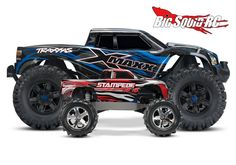 Traxxas is about to unleash their HUGE new X-Maxx on the world! At nearly 20 lbs in weight, 30 inches length, and 22 inches in width, the X-Maxx is straight up a beast. Taking monster trucks to anther level, the X-Maxx has 4wd and comes with a 6S capable Velineon 1600kV brushless motor. Also huge…