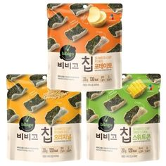 Food Packaging, Korean Food, Package Design, Drinking, Frozen, Chips, Japan, Snacks, Store