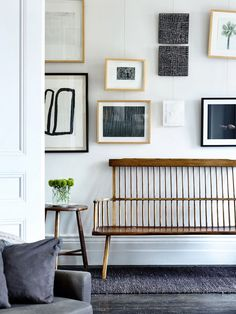 An architect/owner duo give their Victorian Melbourne terrace home an elegant, contemporary new look.