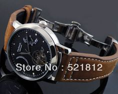 Parnis automatic chronograph 48mm