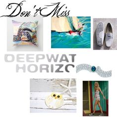 Deep Water Horizon by gail-brigham on Polyvore featuring Regatta