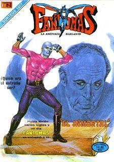 COMICS NOVARO: Fantomas