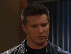 Steve Burton (Jason is my favorite character on GH)