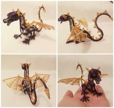 Wire Dragons