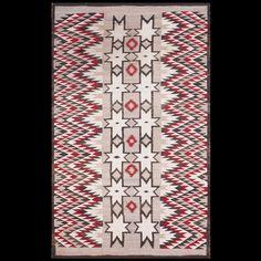 Stock Id: General Rug Type: American Specific Rug Type: Navajo Circa: 1940 Color: Multi Origin: USA Width: ( cm ) Length: ( cm ) Native American Rugs, Native American Design, Native American Jewelry, Native Design, American Indians, Navajo Weaving, Navajo Rugs, Aztec Tribal Patterns, Tribal Rug