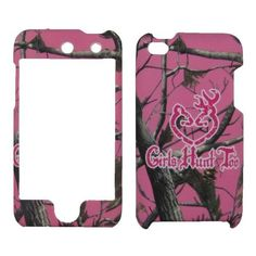Girls Hunt Too Camo Pink Tree Hunting Hard Snap-on Crystal Skin Case Cover Accessory for Apple Ipod Touch 4th Generation 4g 4 8gb 32gb 64gb by Apple, http://www.amazon.com/dp/B009FDU5OE/ref=cm_sw_r_pi_dp_vx.Irb0WQRCCZ