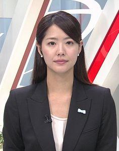 樺島彩 TBS News Birdキャスター(元南日本放送アナウンサー)南日本放送時代「MBC ニュース」201310