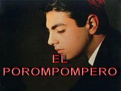ENRICO MACIAS - EL POROMPOMPERO + lyrics - HQS