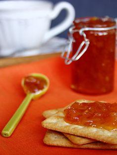 Cinco Quartos de Laranja: Compota de pêra com laranja