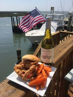 11 Incredible Waterfront Restaurants Everyone In Virginia Must Visit