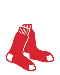 "Fathead Boston Red Sox Logo Wall Decal: For those die hard fans. Measures 3' 3"" by 3' 2"". On sale: $59.90. #Red_Sox #Wall_Decal"
