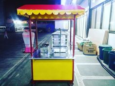 #mobile #stall for #frenchfries #siomai #food #business