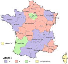 L'AnnéE Scolaire En France