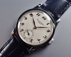 ref.96 SS with breguet numerals