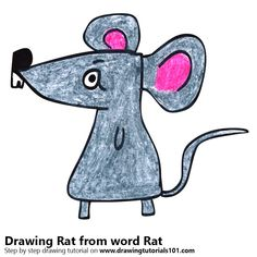 Rat from word Rat