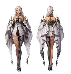 Female Character Design, Character Design Inspiration, Character Art, Animation Character, Fantasy Dress, Fantasy Girl, Fantasy Outfits, Girls Characters, Female Characters