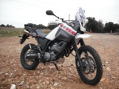 show us your XT660Z Tenere - Page 16 - ADVrider